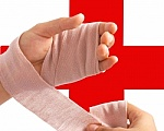 First aid treatment for burns and scalds